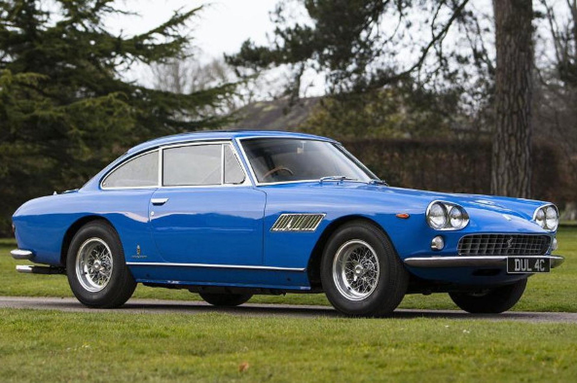 John Lennon's Ferrari 330GT Set for Bonhams Auction
