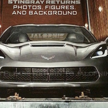 Officially Official: 2014 Chevy Corvette C7 Leaked [UPDATE: More Images, Interior]