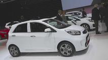 Kia Picanto Cenevre Otomobil Fuarı