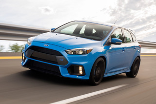 2016 Ford Focus RS May Lead to Faster RS500 Version