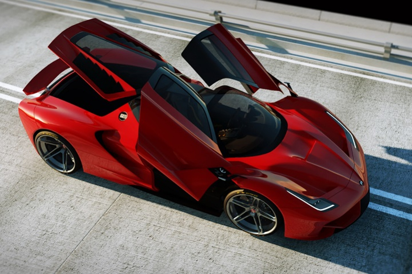 New 600HP Supercar Hitting the Roads in 2015