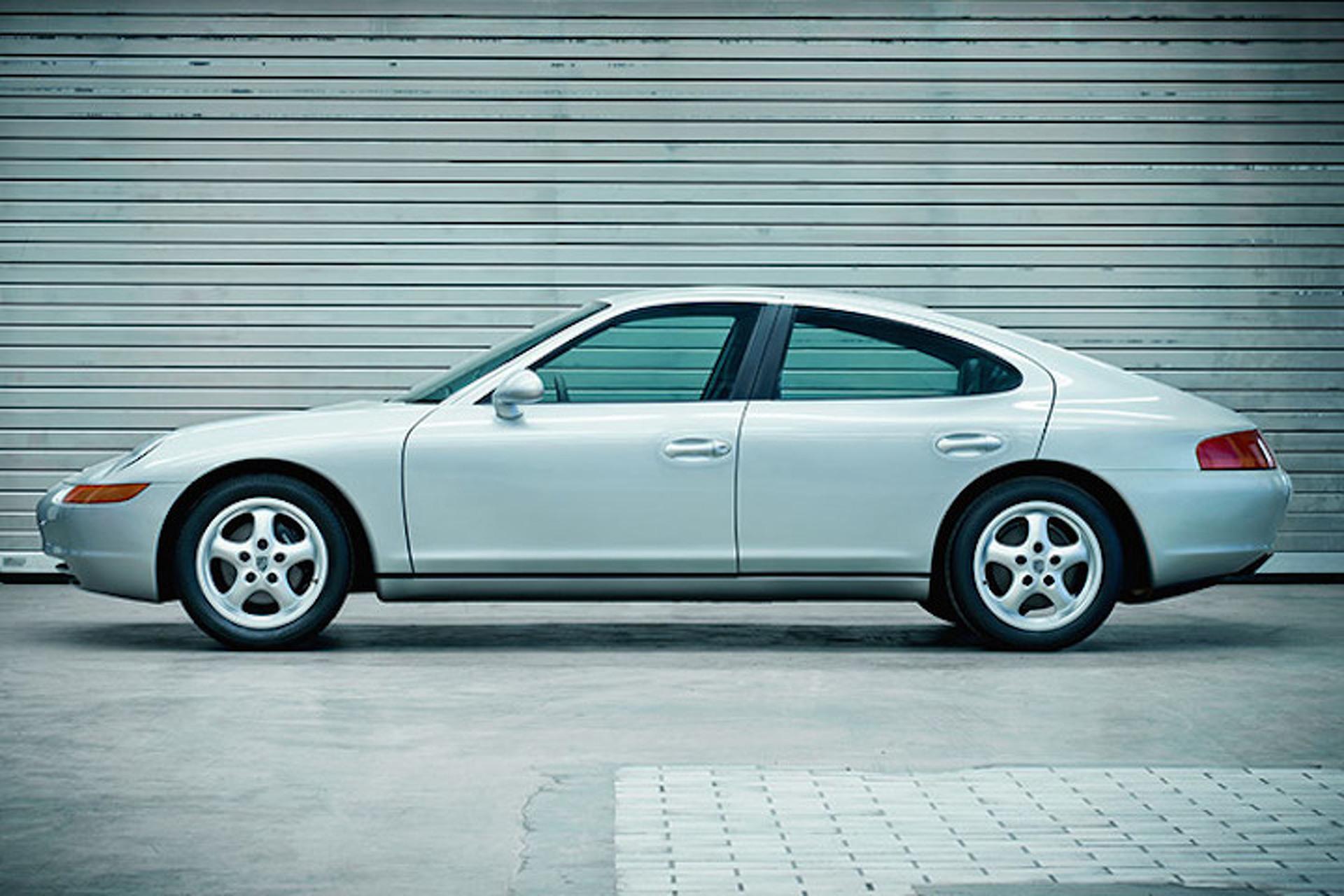 Catch a Glimpse of 5 Rare Porsche Prototypes