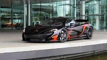McLaren Special Operations show off tasty bespoke P1