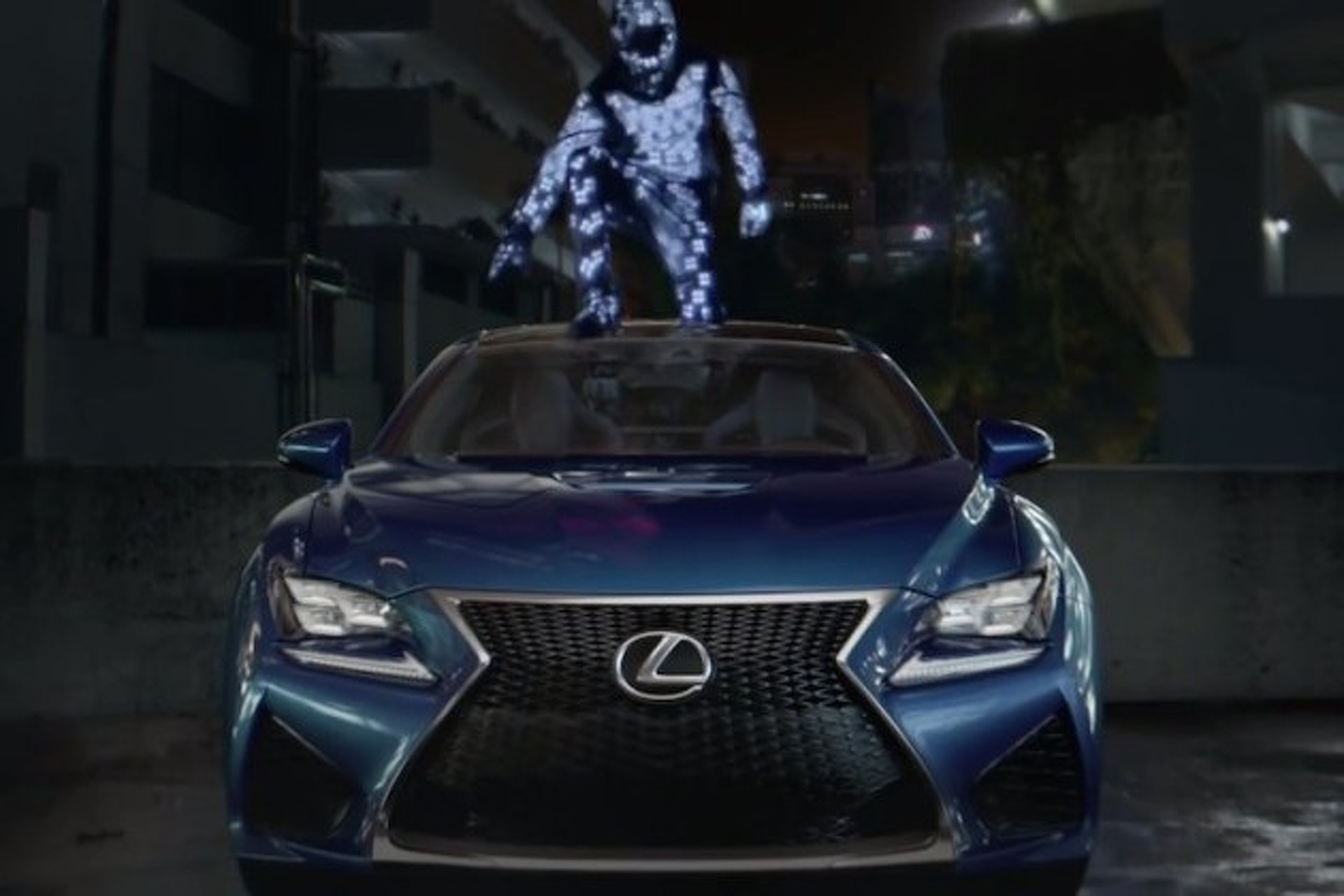 """Lexus' """"Strobe"""" Commercial Is Strangely Captivating [Video]"""