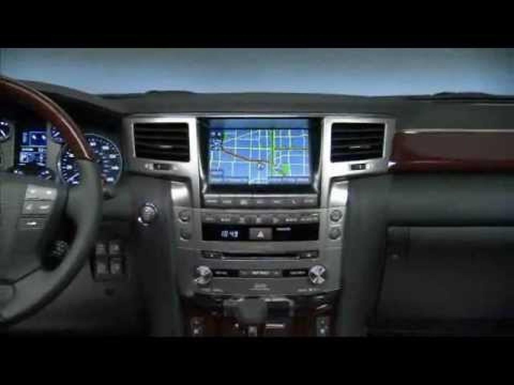 2013 Lexus LX 570 B-Roll