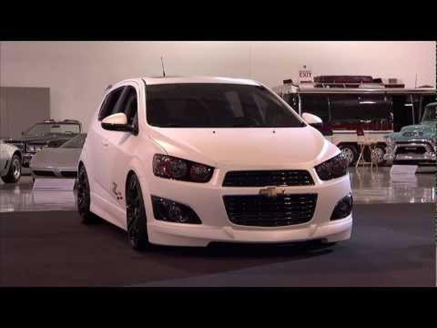 2011 Chevrolet Sonic Z-Spec #2 - SEMA