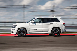 Jeep Grand Cherokee Hellcat: Coming Soon To A Gym Parking Lot Near You