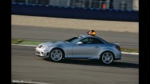 Mercedes-Benz SLK55 AMG F1 Safety Car