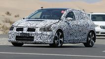 Volkswagen Polo 2017 photos espion