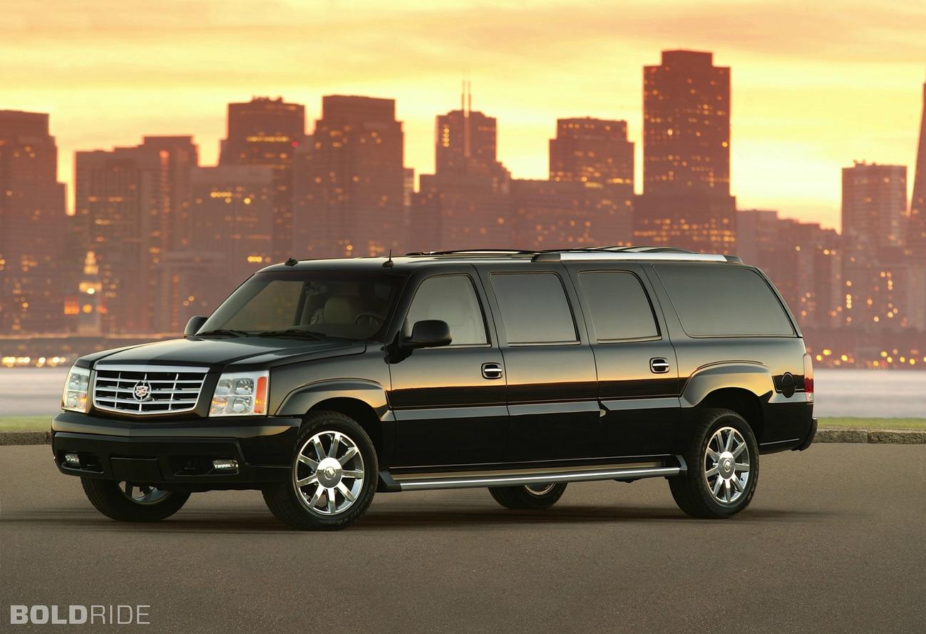 Cadillac Escalade ESVe Limousine