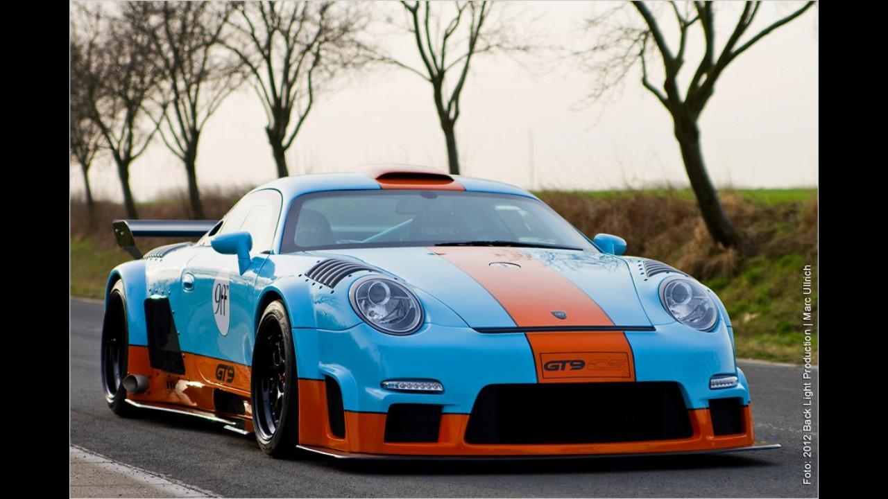 409 km/h: 9ff GT9