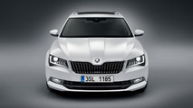 Skoda Superb Combi detailed in new gallery