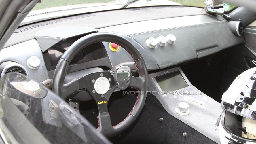 ERA Electric Raceabout prototype spied at the Nürburgring [video]