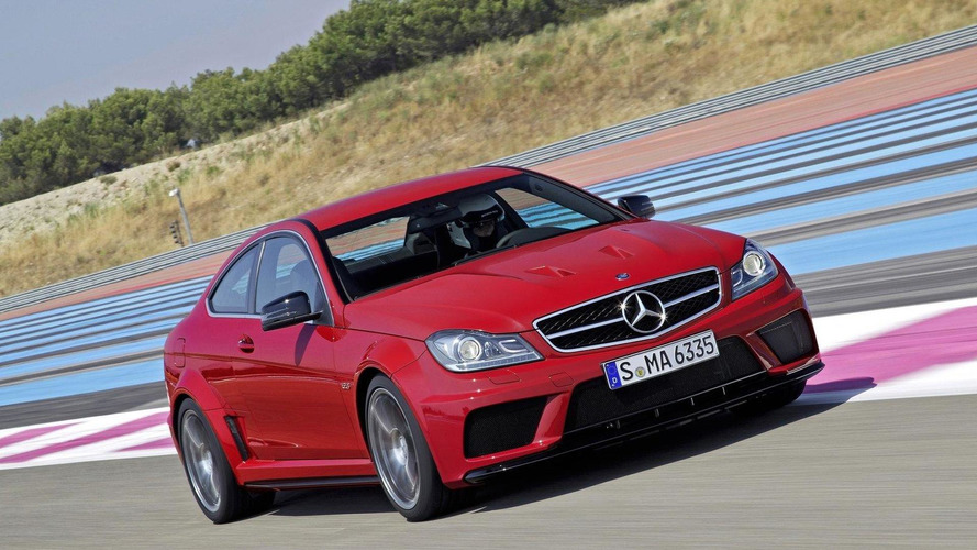 Mercedes C63 AMG Black Series laps the 'Ring in 7:46 - report