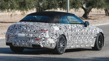 2017 Mercedes-AMG C63 Cabriolet spy photo
