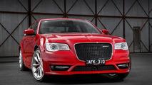 Chrysler 300 SRT facelift (AU spec)