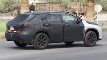 Lexus RX siete plazas fotos espia