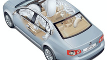 2005 Volkswagen Jetta Cutout