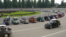 Fiat 500 Topolinos Celebrates 70th Birthday