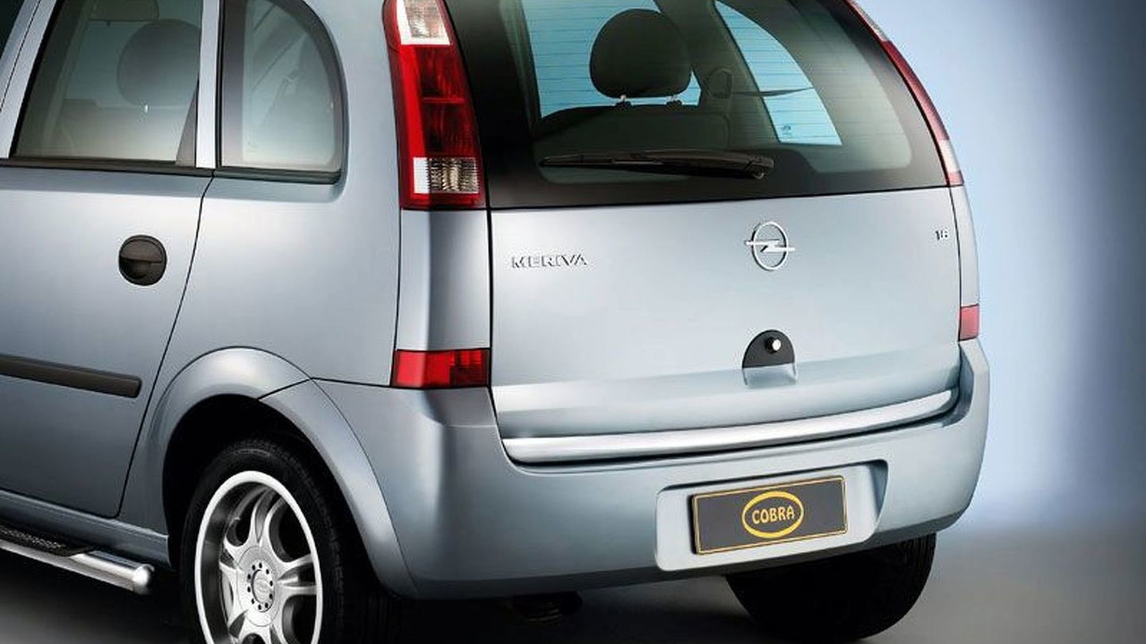 COBRA Opel Meriva