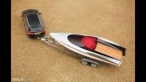 Jaguar Concept Speedboat