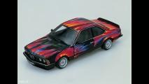 BMW 632 CSi Ernest Fuchs Art Car