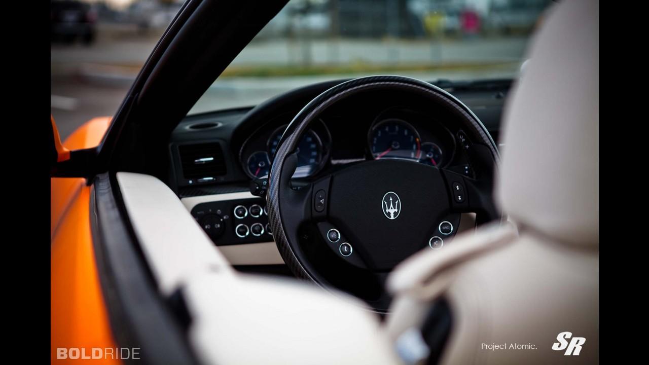SR Auto Group Maserati Gran Turismo Convertible Atomic