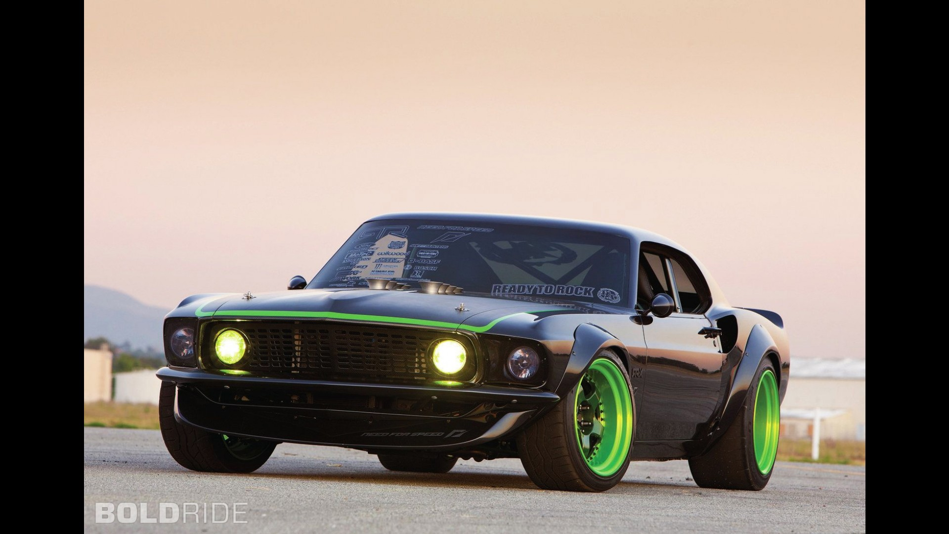 Ford Mustang Rtr X