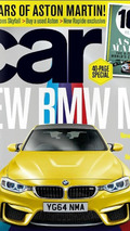 2014 BMW M3 from CAR magazine