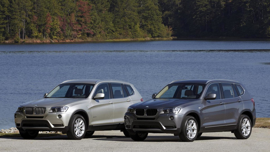 2011 BMW X3: In Depth