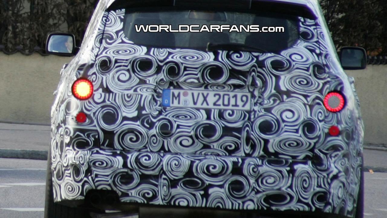 Next Generation BMW X3 Spy Photo