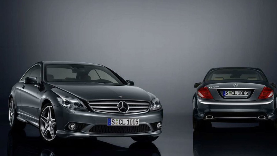 Mercedes-Benz CL 500 *100 years of the trademark* Anniversary Edition Revealed