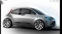 GM Bare Necessity Car