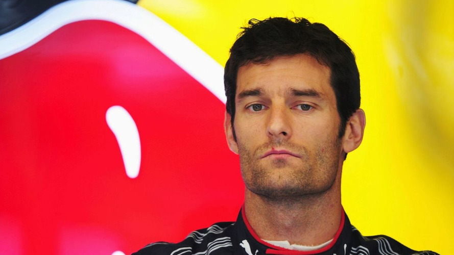 Webber has to play team role says boss Horner