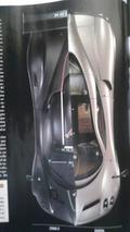 Pagani Huayra revealed via leaked magazine scans (photos updated)