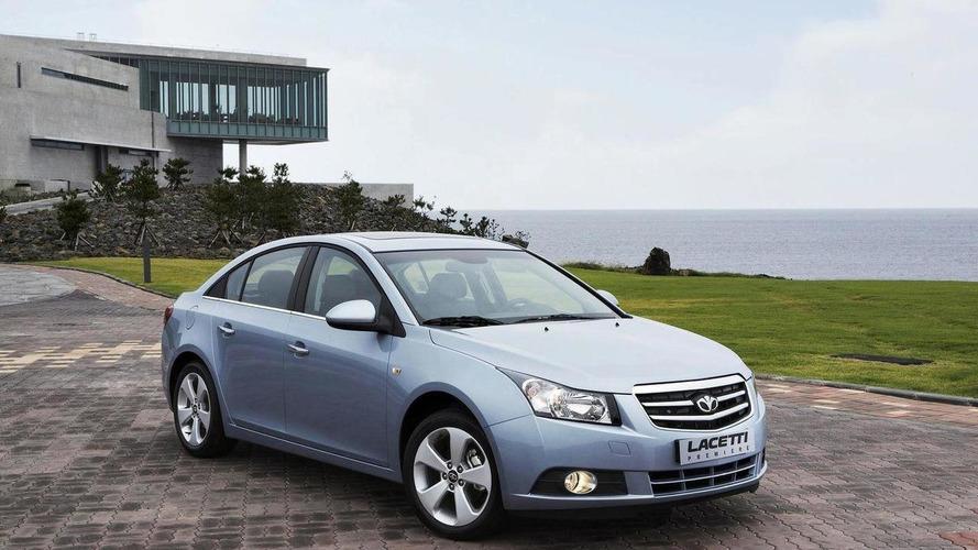 GM to drop Daewoo name