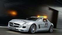 Mercedes-Benz SLS AMG Official F1 Safety Car 26.02.2010