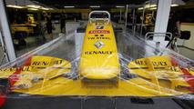 Renault front wing, German Grand Prix, Hockenheimring, Hockenheim, Germany 22.07.2010