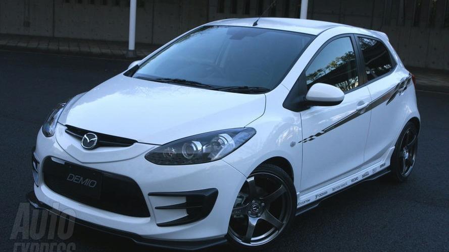 Mazda3, Mazda Premacy Hydrogen Hybrid Debut In Tokyo