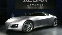 Acura Advanced Sports Car Concept Debuts