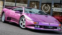 La Lamborghini Diablo de Jamiroquai