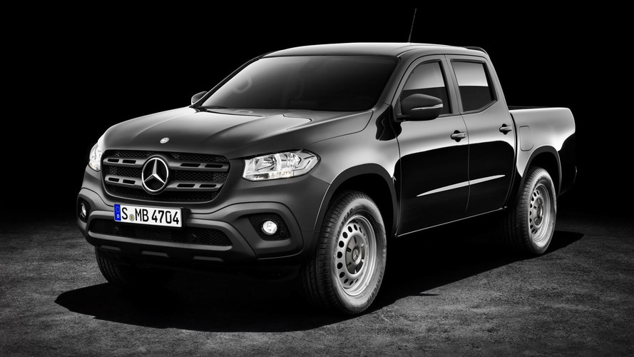 X-Class Shows It Is The Mercedes Of Pickups In 6 Videos