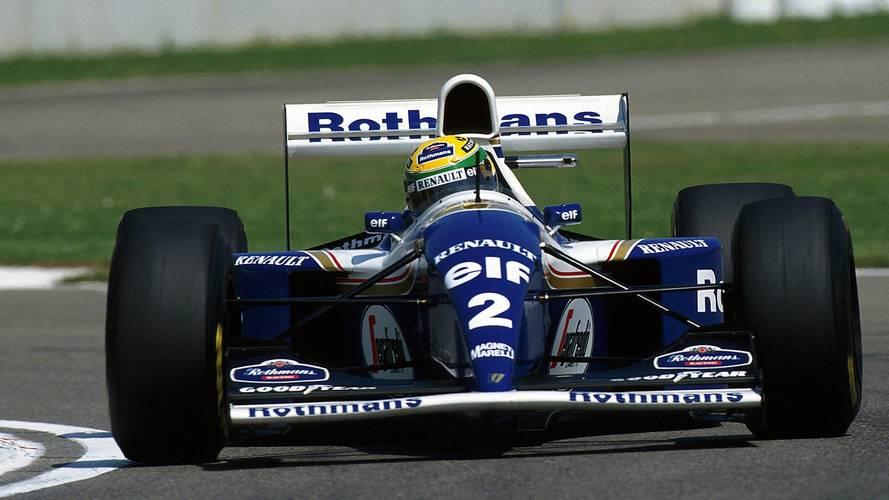 Galería F1: todos los Williams de la historia
