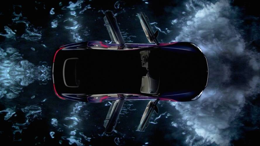 Mercedes-AMG GT 4-Door Coupe Ready For Its Closeup In Teaser Video