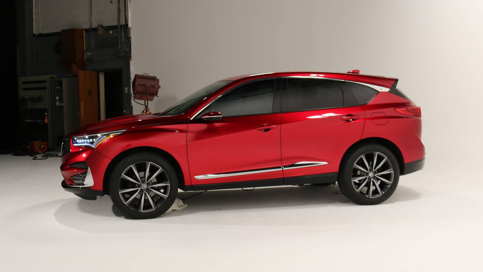 2019 Rdx Redesign >> NAIAS - 2019 Acura RDX Concept is Production Ready