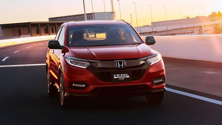 Novo Honda HR-V 2019 aparece mais sofisticado em imagens oficiais