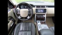 Range Rover Hybrid, test di consumo reale Roma-Forlì