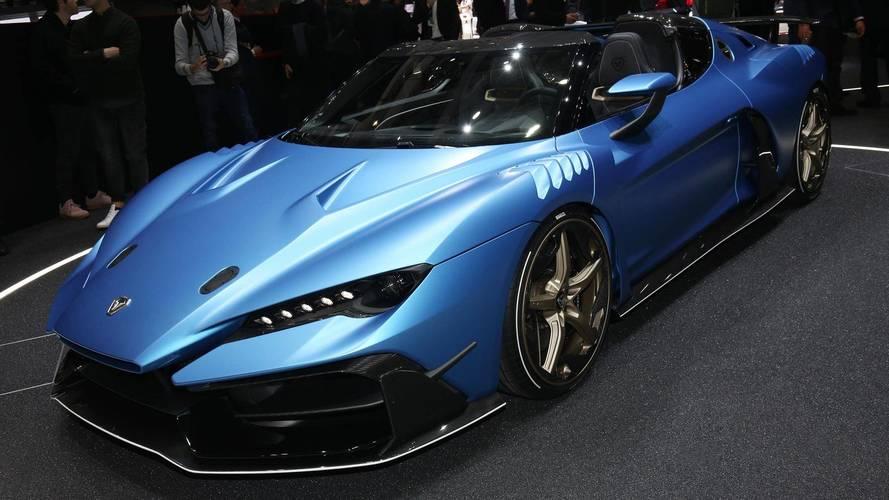 Italdesign Zerouno Duerta Roadster Looks Delicious In Geneva