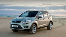 2008 Ford Kuga Exhibits in Geneva