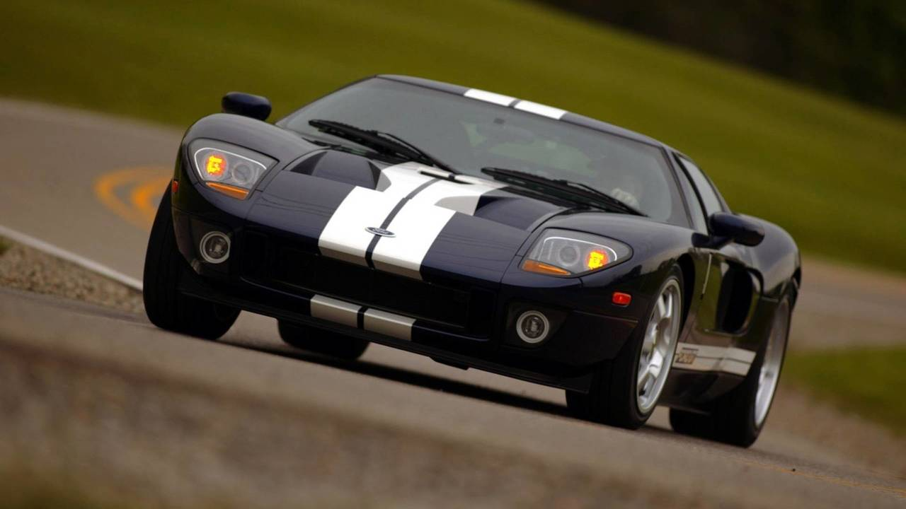 2004 Ford GT